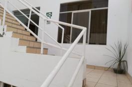 casa de reposo con instalaciones seguras