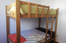 Casa de reposo- Habitaciones